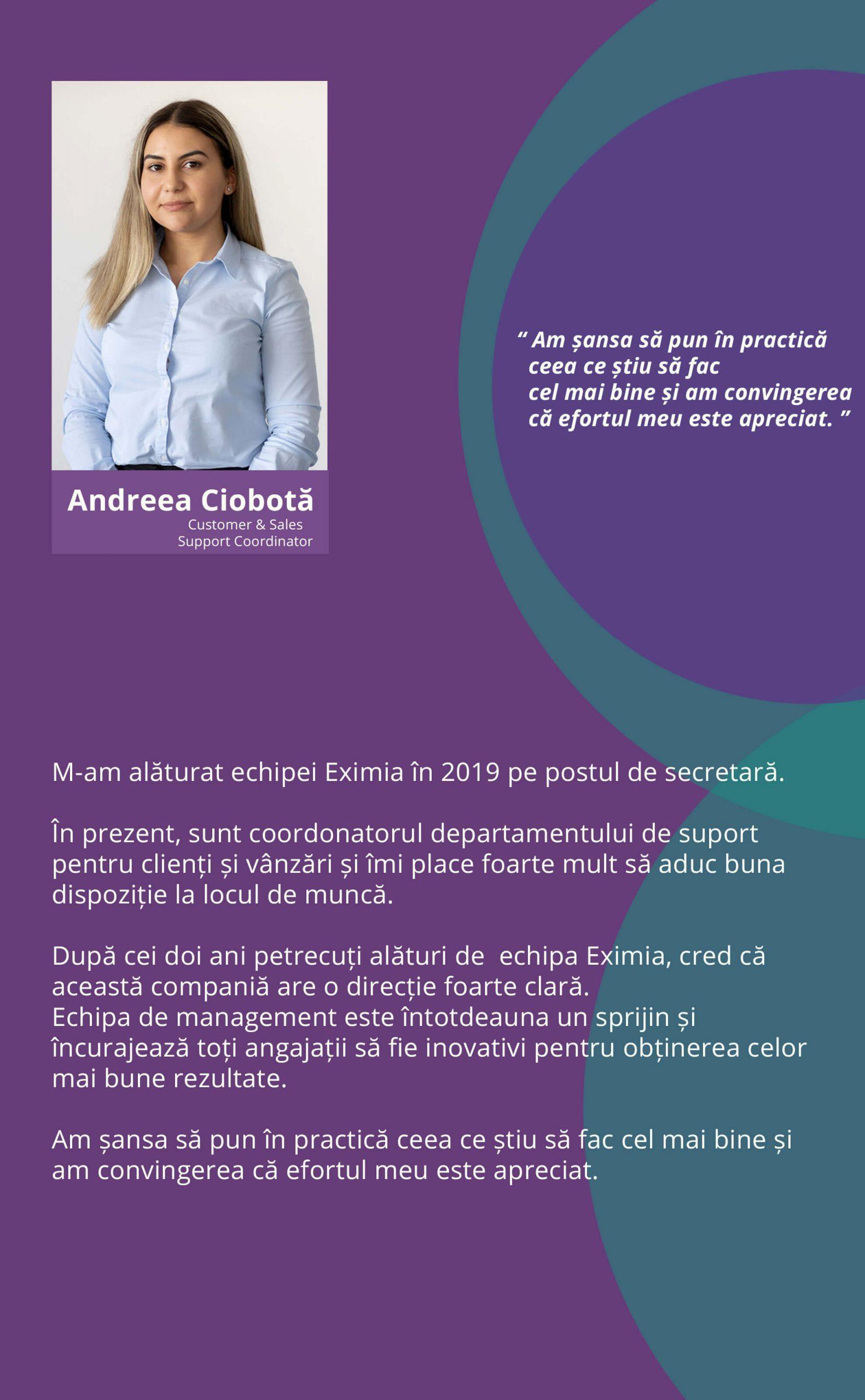 Andreea Ciobota