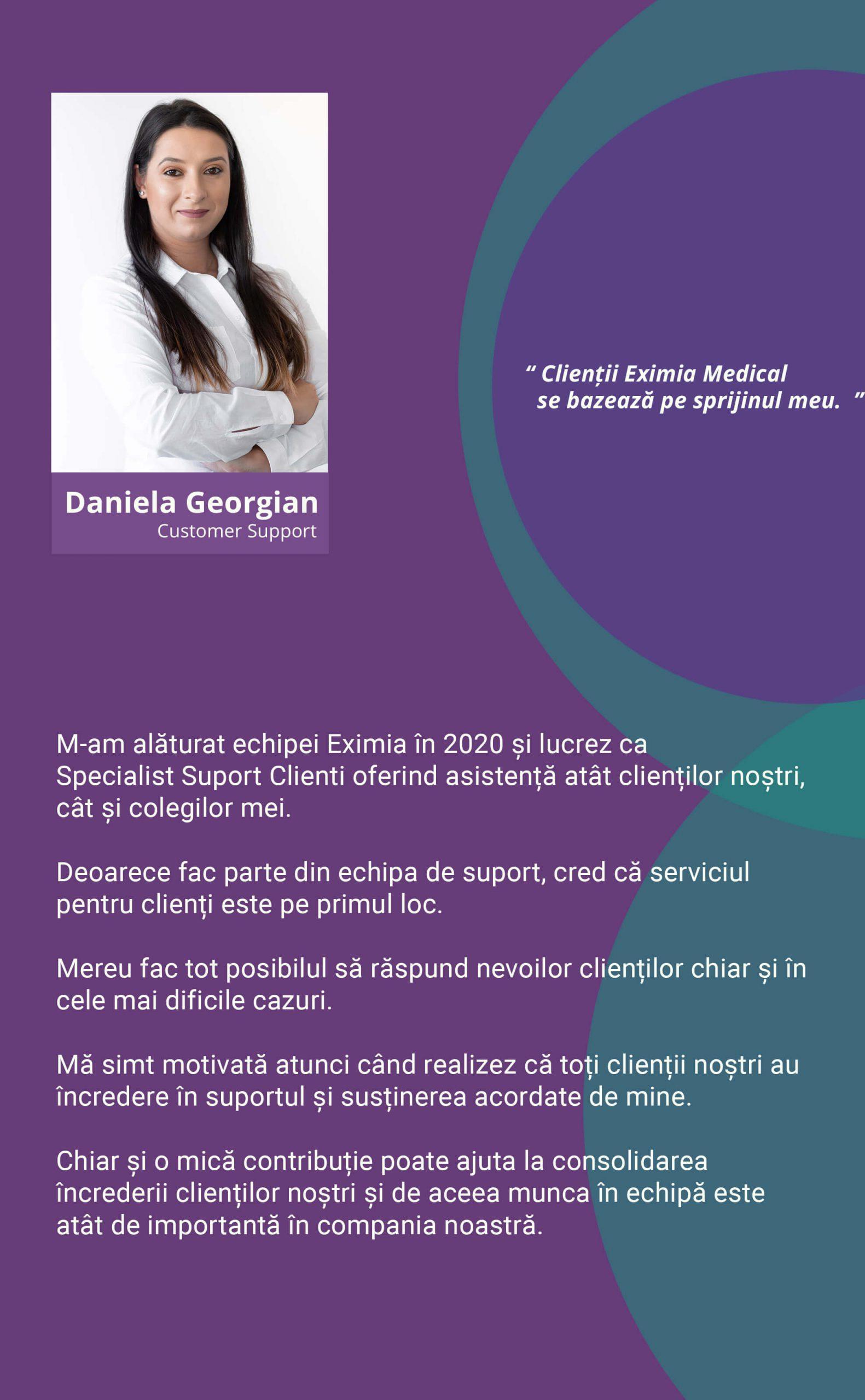 Daniela Georgian