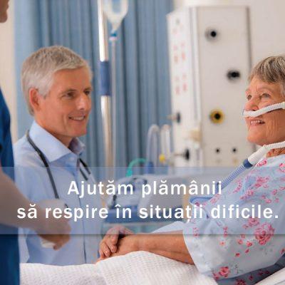 oxigenoterapia, tratamentul cu oxigen